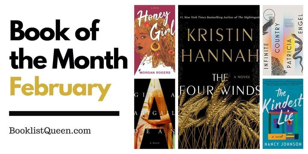 Book of the Month February 2021 Selections