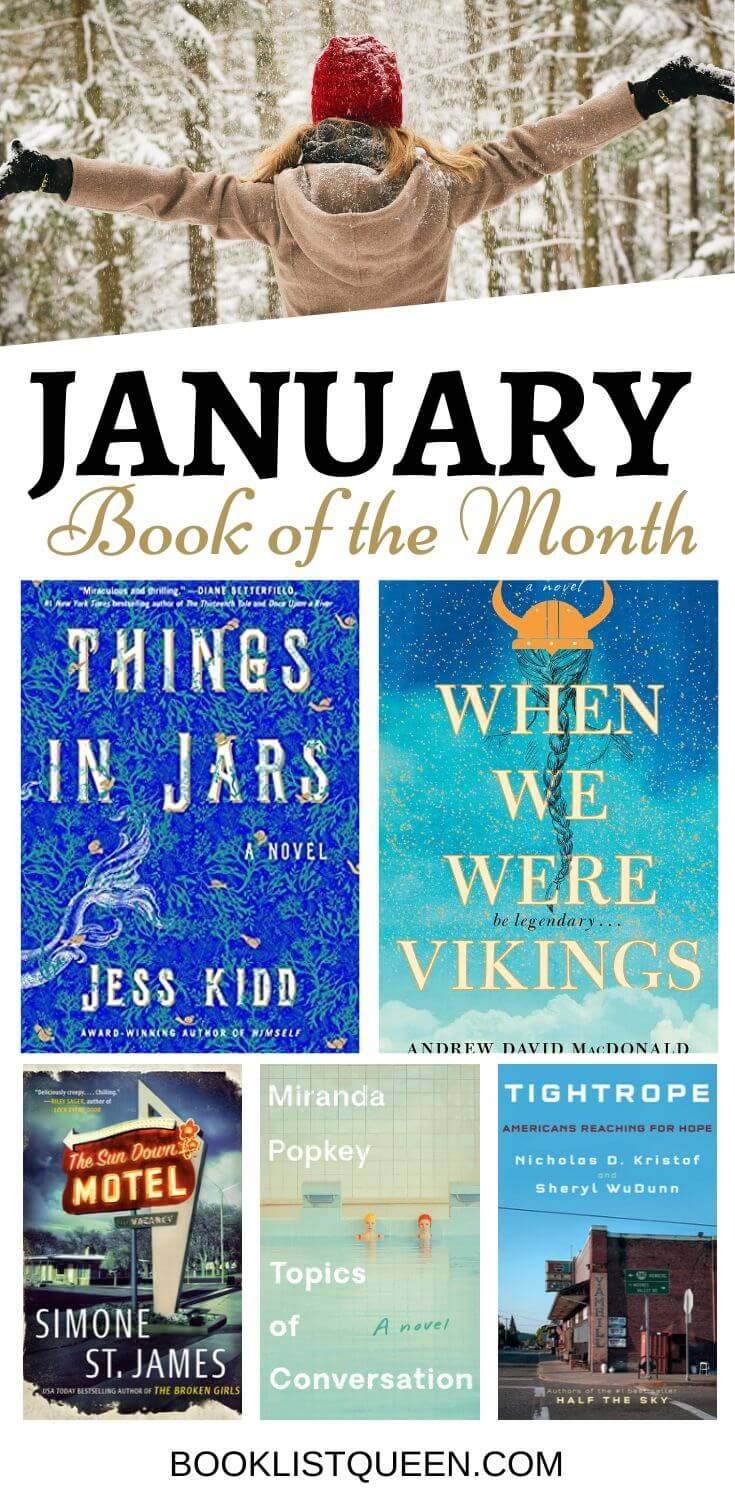 Book of the Month January 2020 Selections