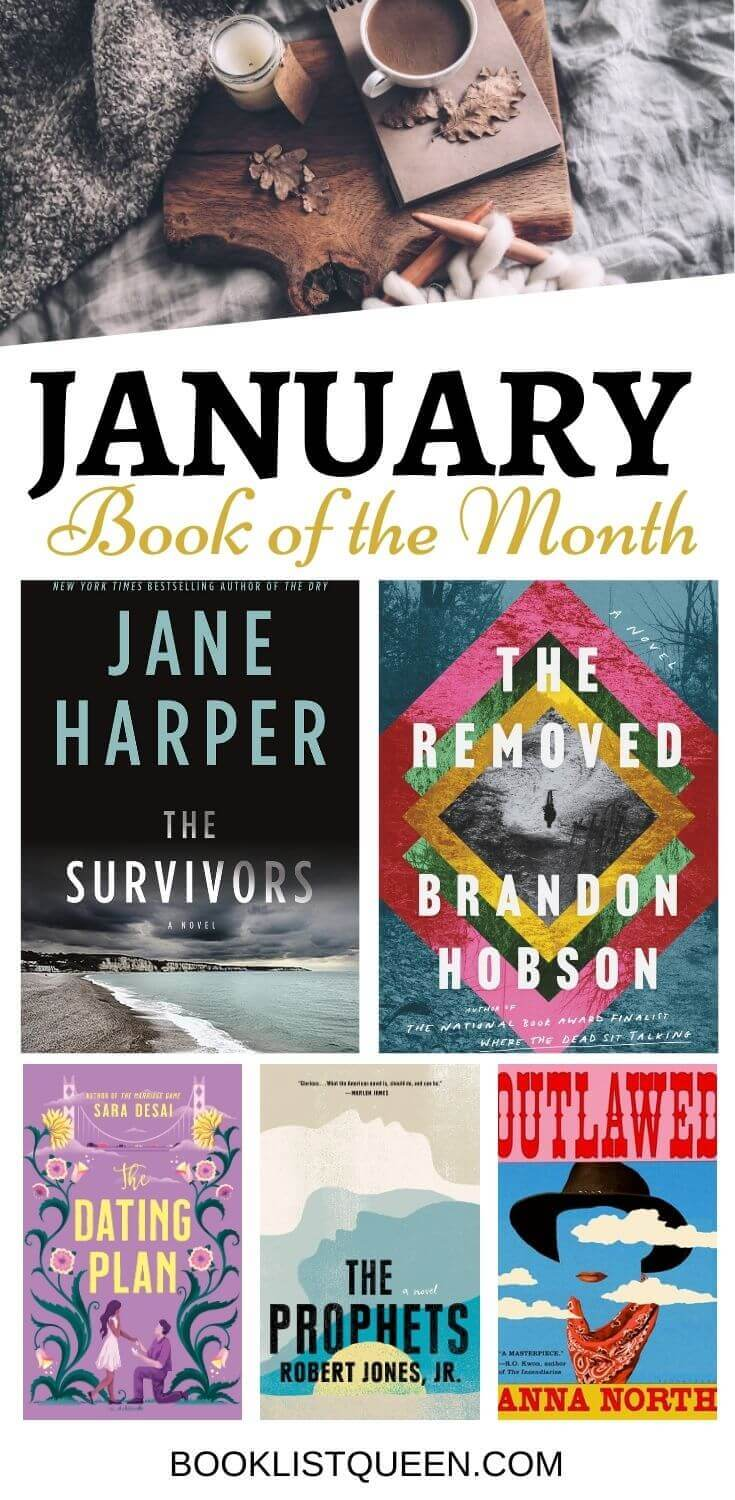 Book of the Month January 2021 Selections