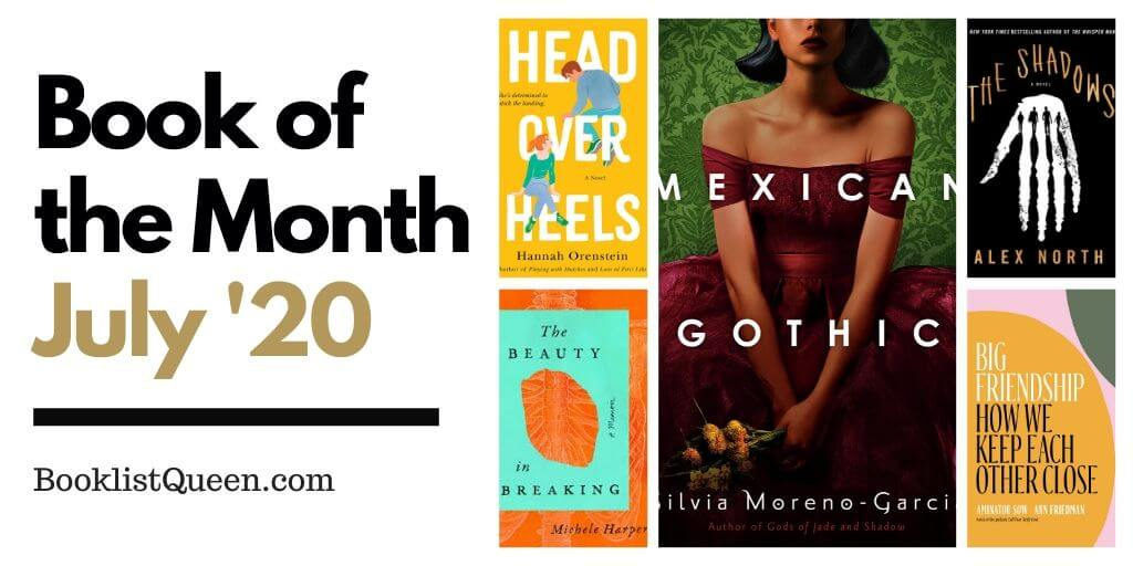 Book of the Month July 2020 Selections