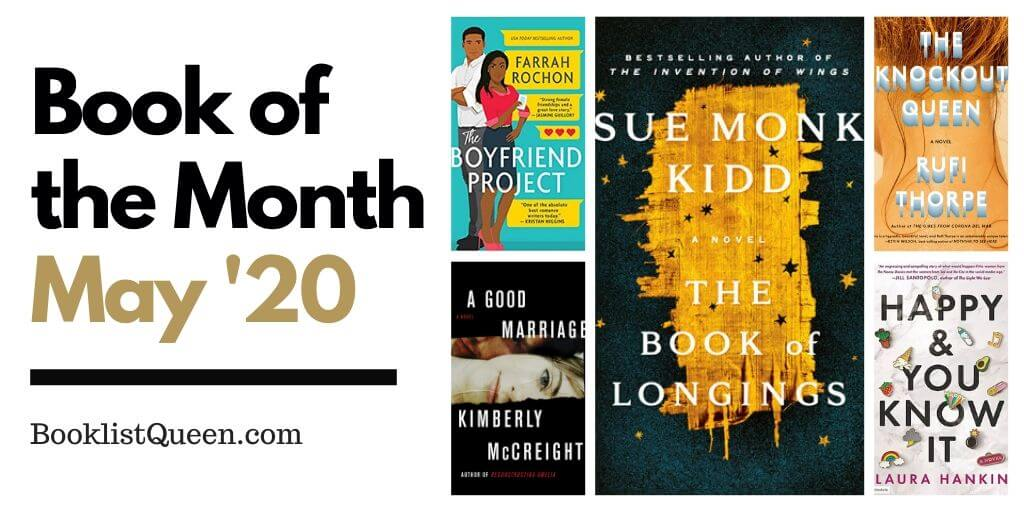 Book of the Month May 2020 Selections
