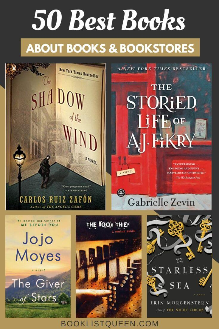 50 Best Books About Books and Bookstores