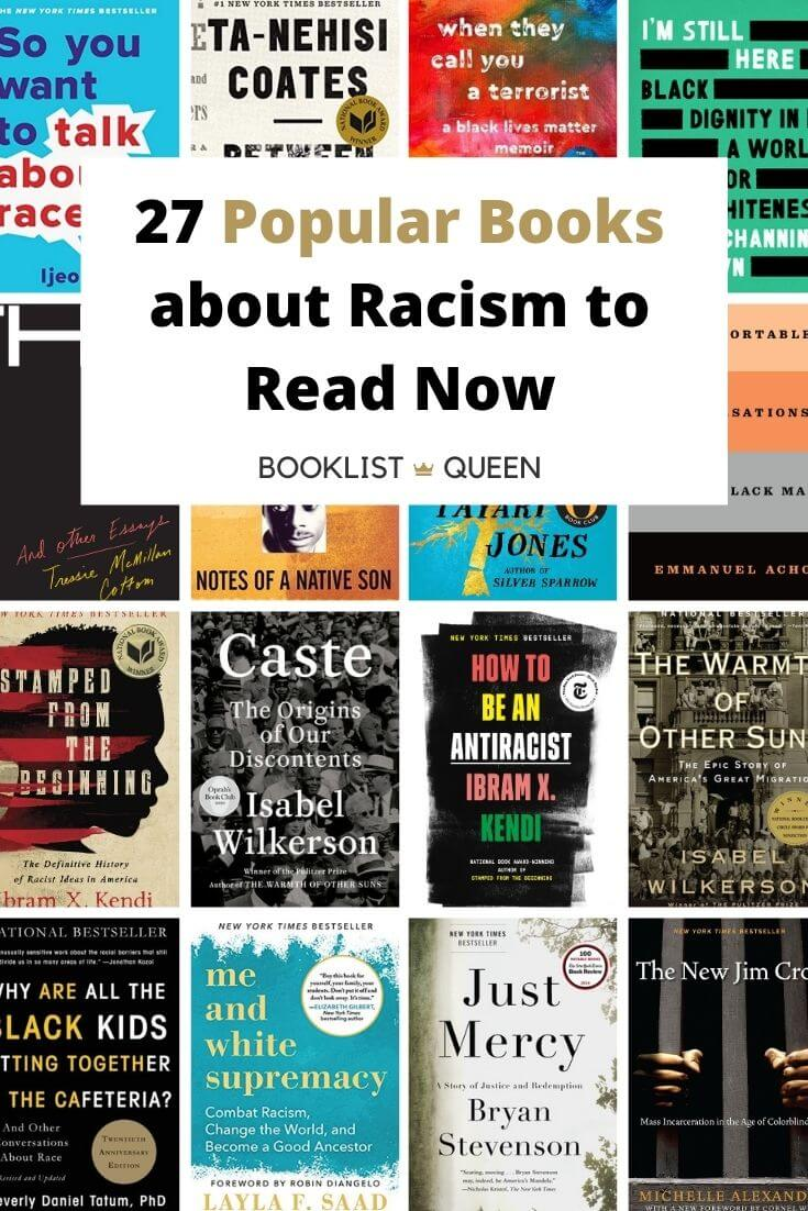 Popular Books About Racism to Read Now