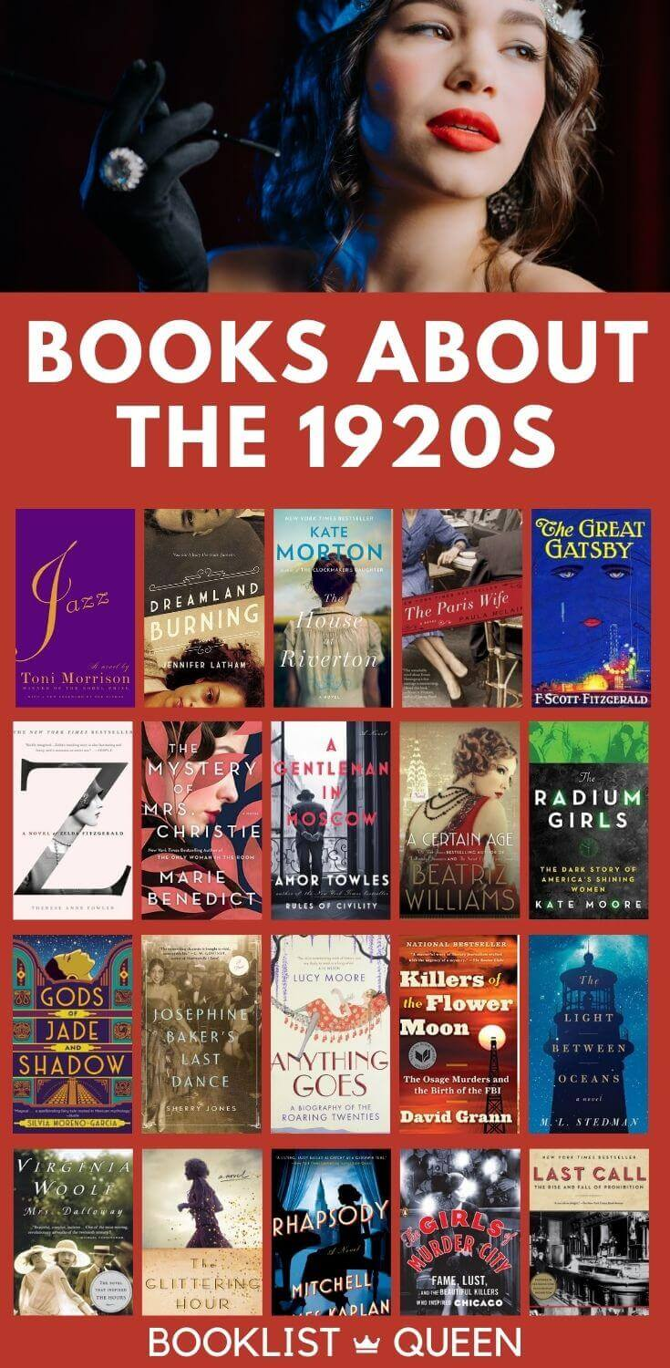 Books About the 1920s