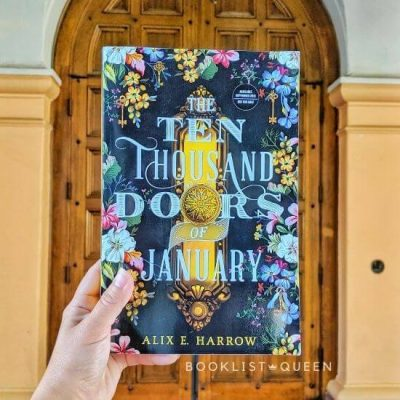 book The Ten Thousand Doors of January by Alix E. Harrow
