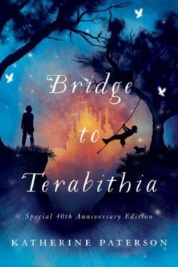 book cover Bridge to Terabithia by Katherine Paterson