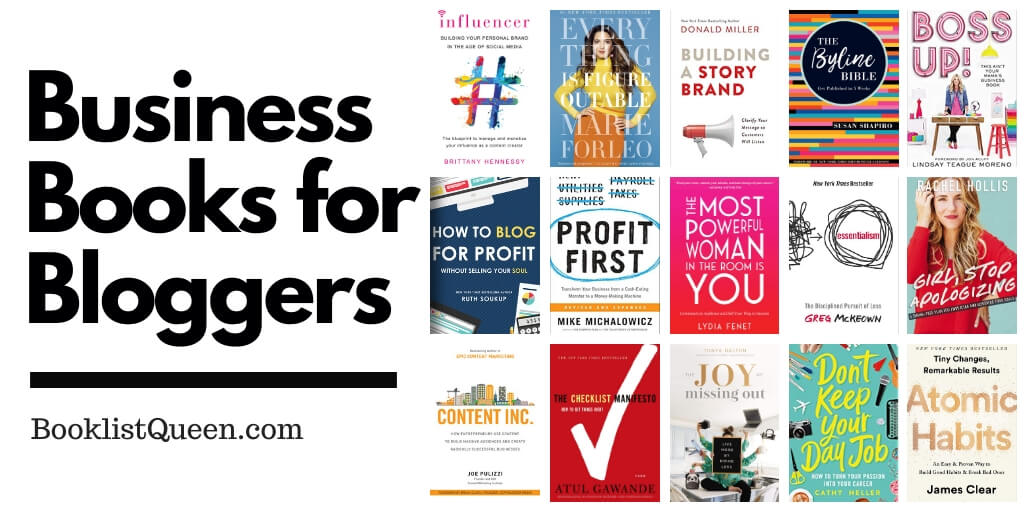 Business Books for Bloggers