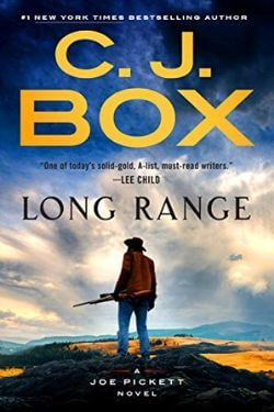 book cover Long Range by C J Box