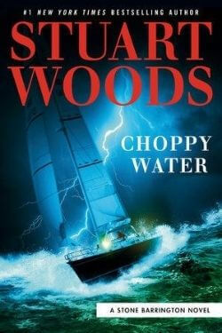 book cover Choppy Water by Stuart Woods