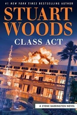 book cover Class Act by Stuart Woods