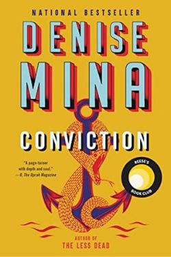 book cover Conviction by Denise Mina