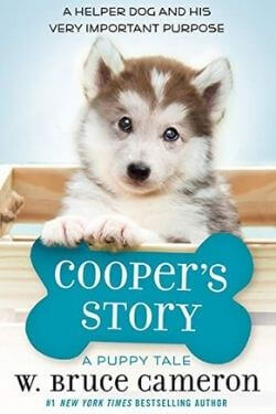 book cover Cooper's Story by W. Bruce Cameron