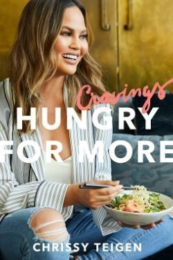 book cover Cravings: Hungry For More by Chrissy Teigen