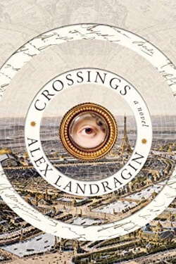 book cover Crossings by Alex Landragin