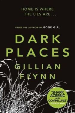 book cover Dark Places by Gillian Flynn