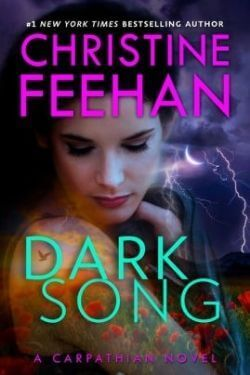 book cover Dark Song by Christine Feehan
