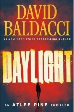 book cover Daylight by David Baldacci