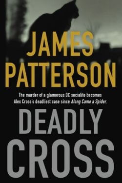 book cover Deadly Cross by James Patterson