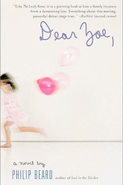 book cover Dear Zoe by Philip Beard