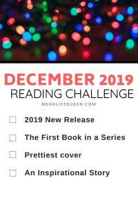 December 2019 Reading Challenge