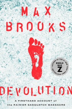 book cover Devolution by Max Brooks