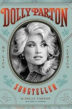 book cover Dolly Parton, Songteller by Dolly Parton