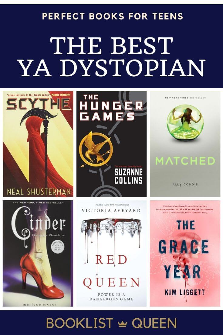 The Best YA Dystopian