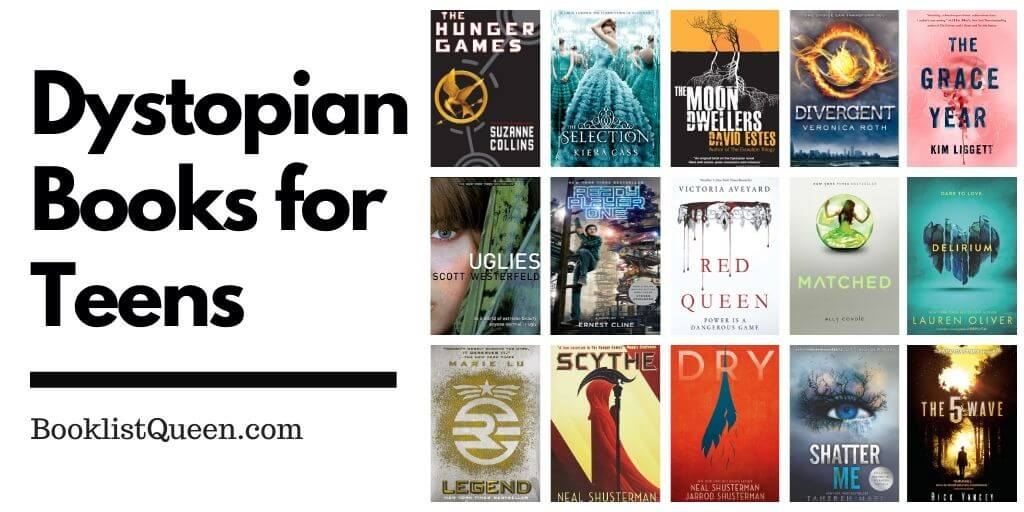 Dystopian Books for Teens
