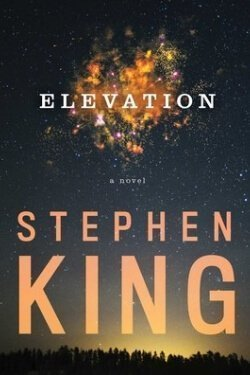 book cover Elevation by Stephen King