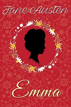 book cover Emma by Jane Austen