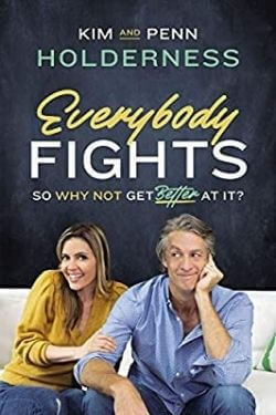 book cover Everybody Fights by Kim and Penn Holderness