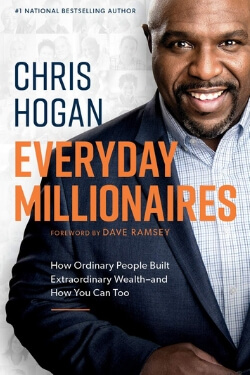 book cover Everyday Millionaires by Chris Hogan