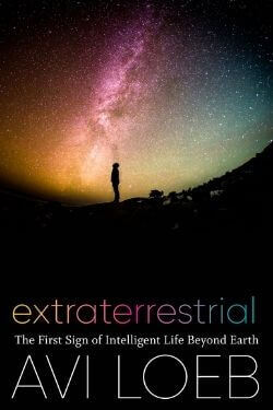 book cover Extraterrestrial by Avi Loeb