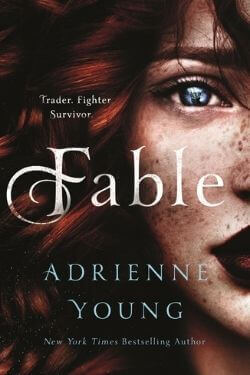 book cover Fable by Adrienne Young