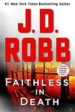 book cover Faithless in Death by J. D. Robb