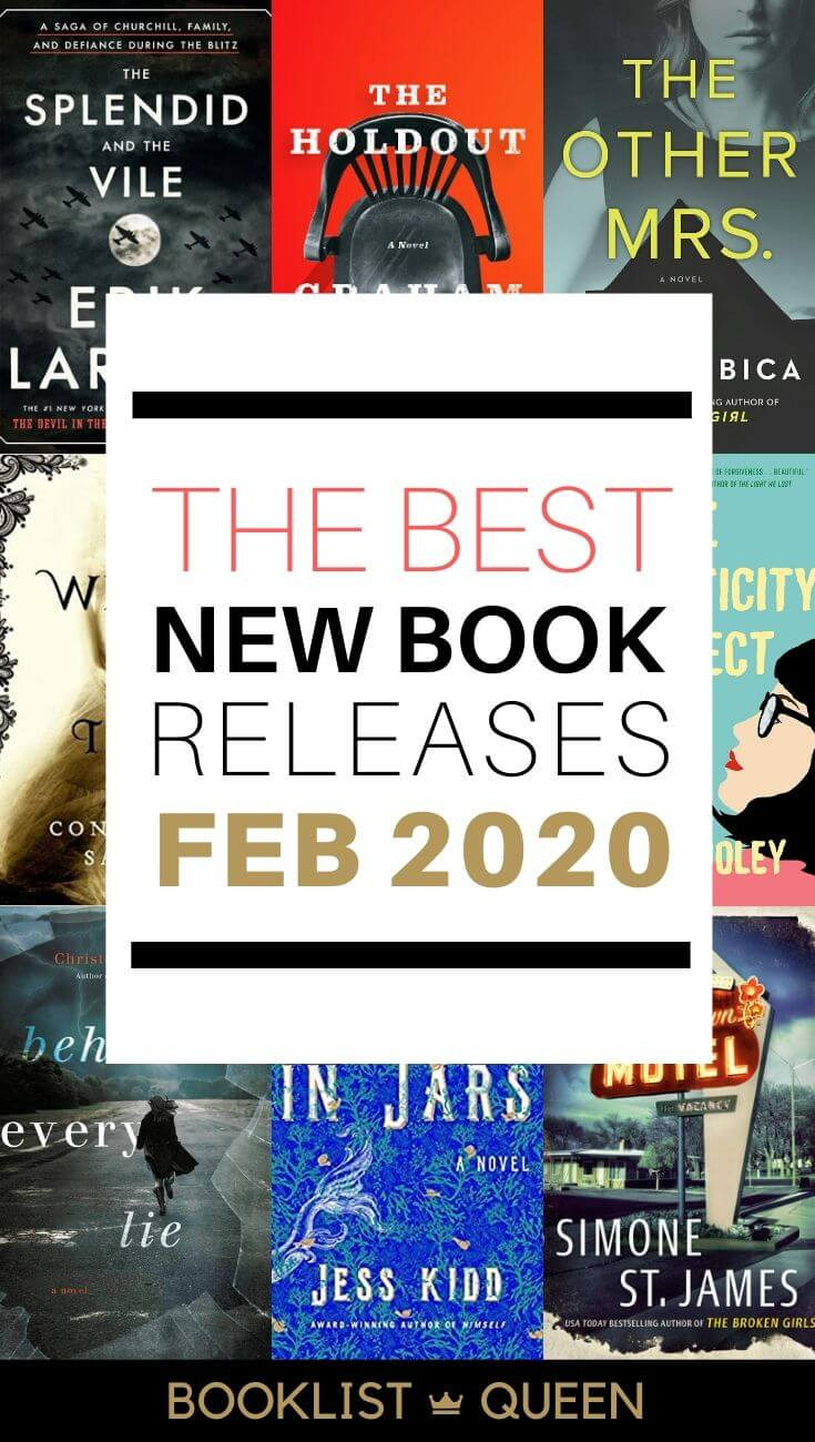 The Best New February 2020 Book Releases