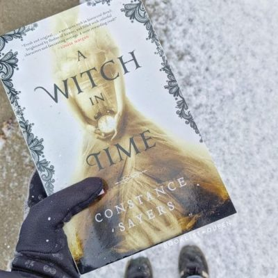 book A Witch in Time by Constance Sayers