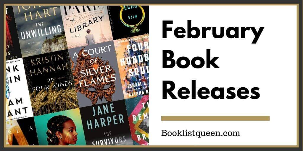 February 2021 Book Releases