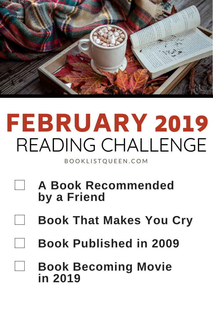 February 2019 Reading Challenge