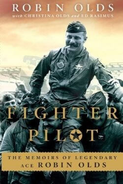 book cover Fighter Pilot by Robin Olds