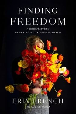 book cover Findng Freedom by Erin French