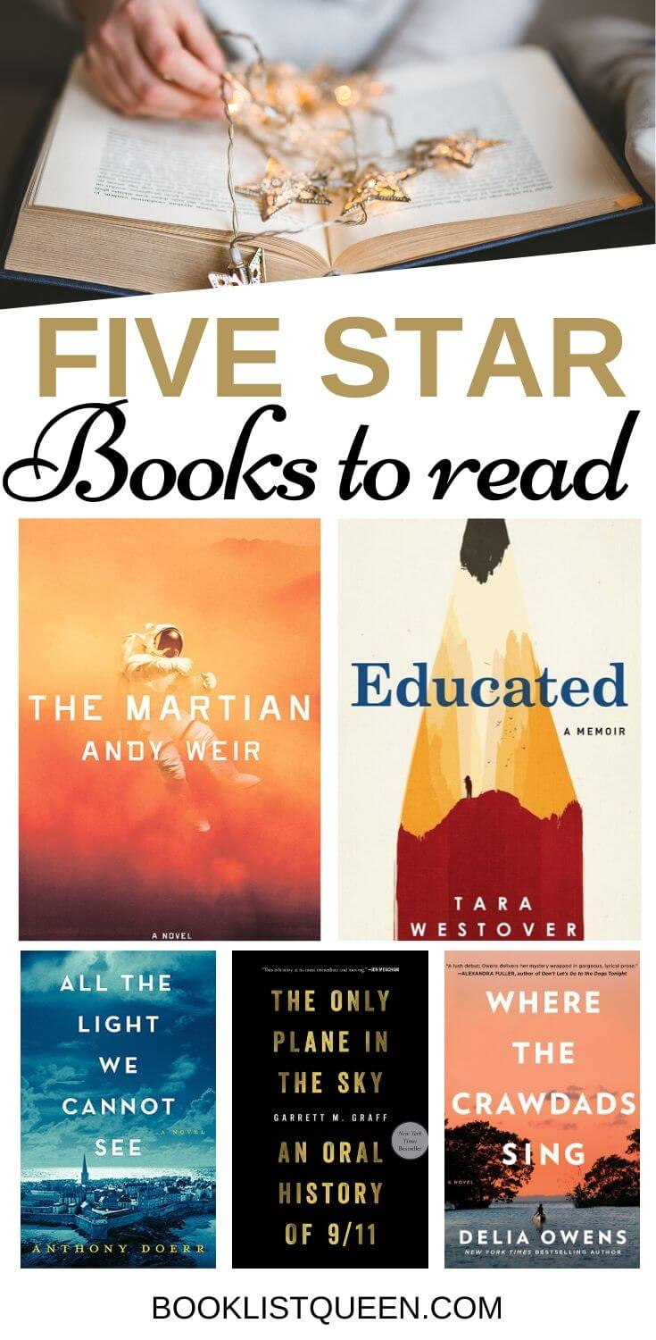 Five Star Books to Read