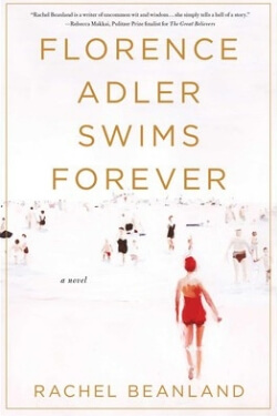 book cover Florence Adler Swims Forever by Rachel Holland