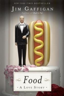 book cover Food by Jim Gaffigan