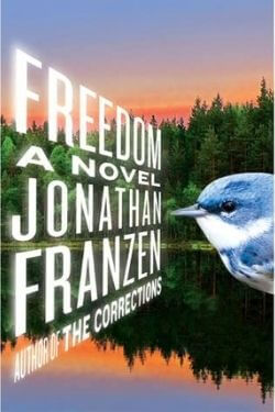 book cover Freedom by Jonathan Franzen