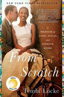 book cover From Scratch by Tembi Locke