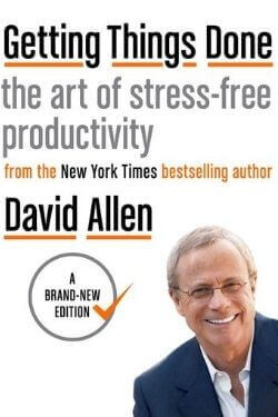 book cover Getting Things Done by David Allen