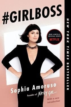 book cover #Girlboss by Sophia Amoruso