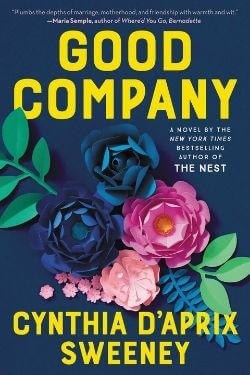 book cover Good Company by Cynthia D'Aprix Sweeney
