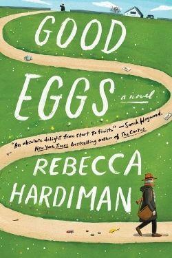 book cover Good Eggs by Rebecca Hardiman